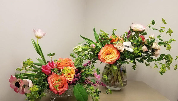 Citrus Kissed Field Flowers - God's Garden Treasures