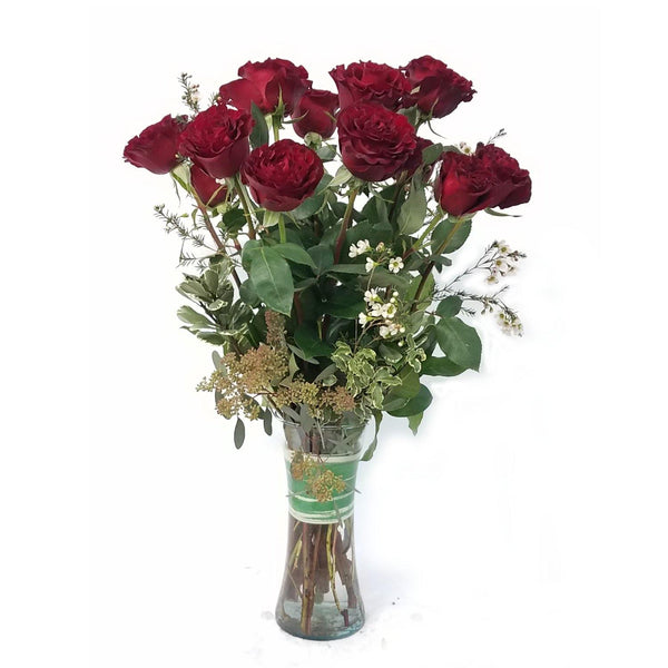'Hearts' Roses - One Dozen - God's Garden Treasures