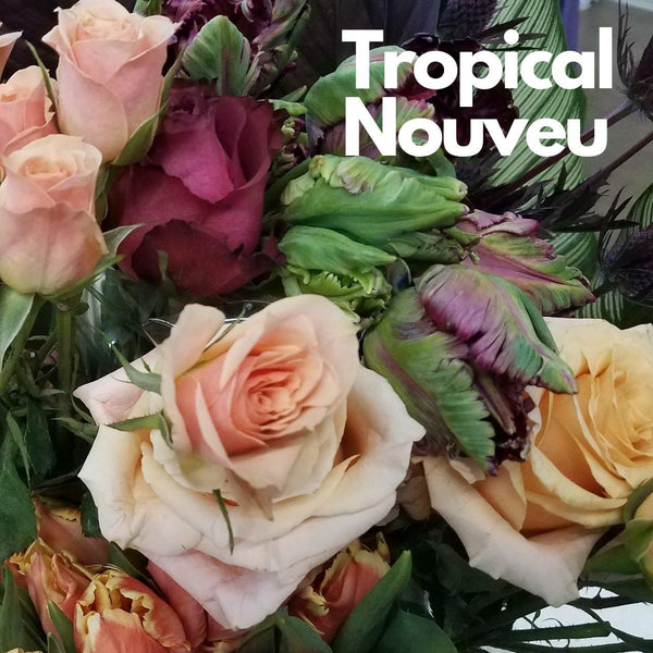 Tropical Nouveu - God's Garden Treasures