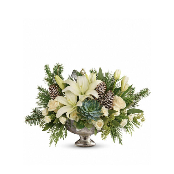 Winter Wilds Centerpiece - God's Garden Treasures