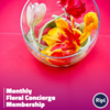 Monthly Floral Membership