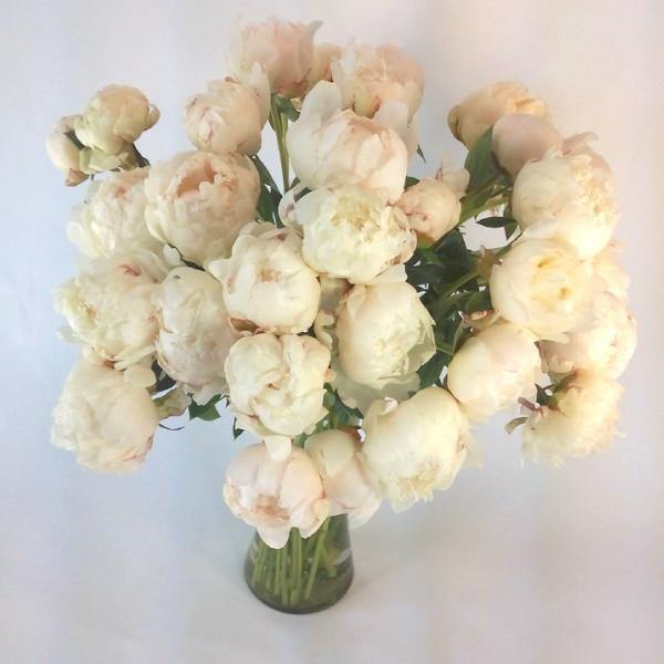 Custom Peony Floral Bouquet - Choose your design