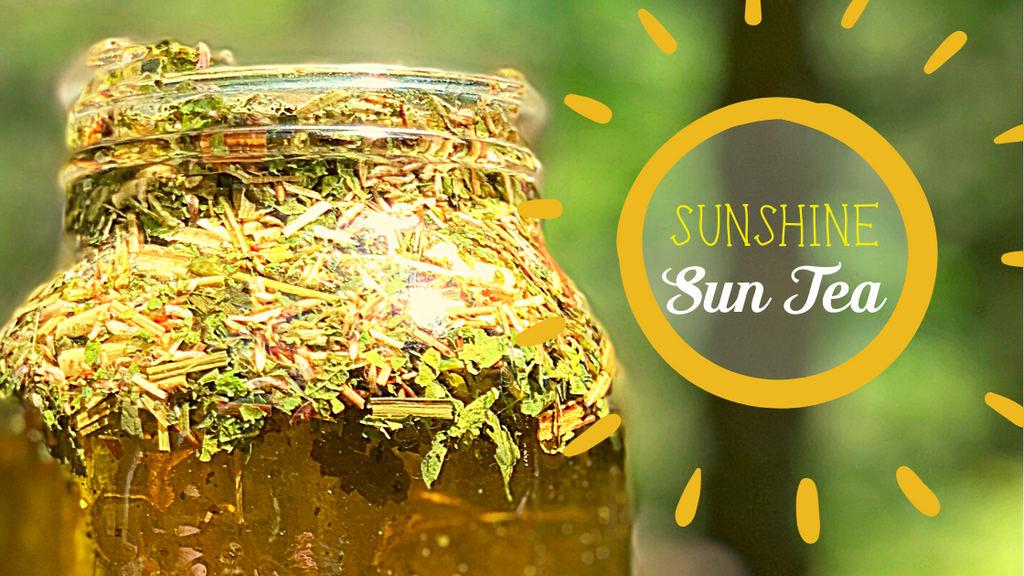How to Make Loose Leaf Sun Tea