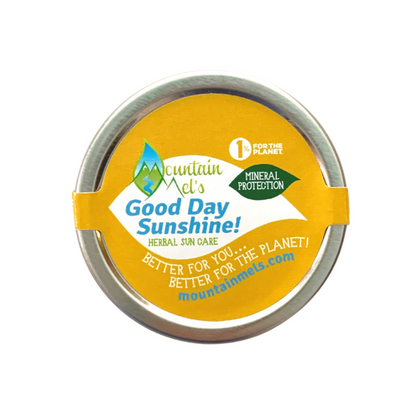 Good Day Sunshine Mineral Protection Herbal Sun Care