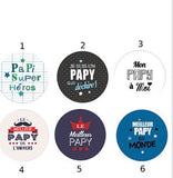 "Badges ""Papy"""