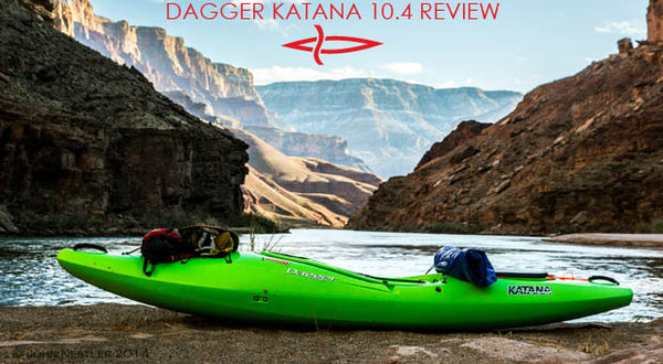 DAGGER KATANA 10.4 REVIEW - BY JOHN NESTLER