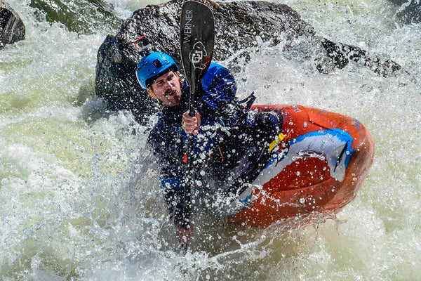 How to Choose Your Whitewater Helmet