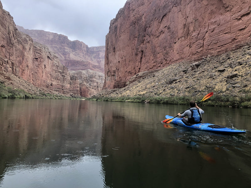 Forward Strokes and Free Beer: Grand Canyon in 6 Days