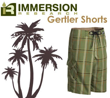 Immersion Research Gertler Short Review