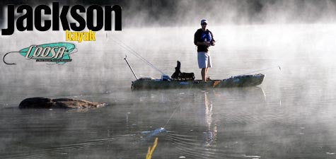 Exclusive Interview with The Jackson Coosa Fishing Kayak Designer Drew Gregory