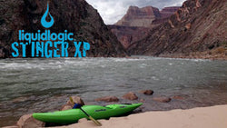 LIQUID LOGIC STINGER XP REVIEW: GRAND CANYON SOLO SELF SUPPORT TRIP REPORT