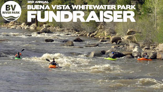The 3rd Annual Buena Vista Whitewater Park Fundraiser