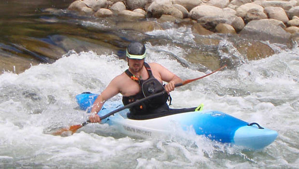 Having Fun With The Wave Sport Ethos Ten, A Comfortable Crossover Kayak