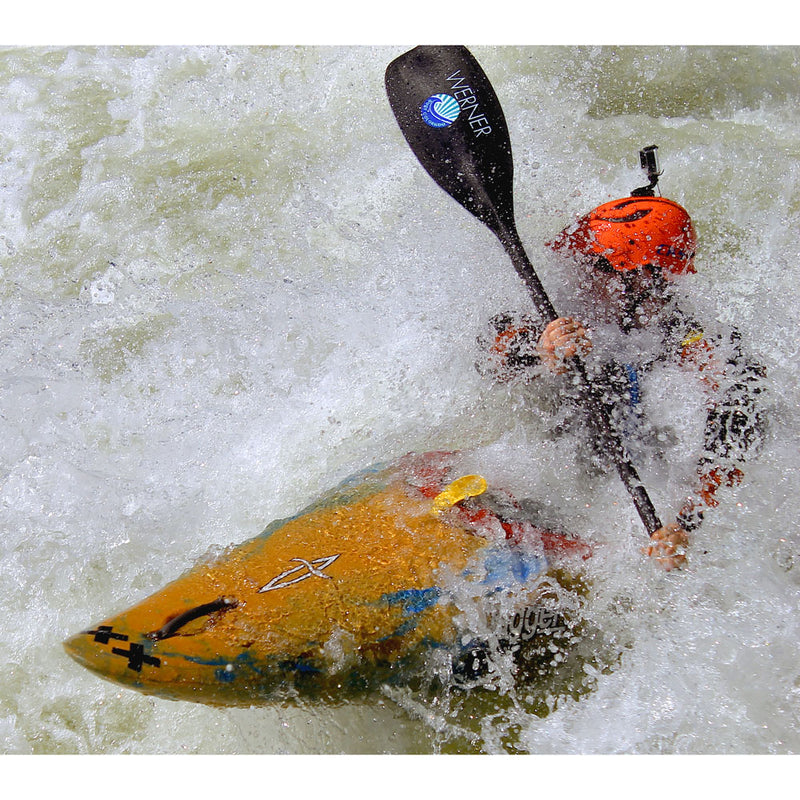 CKS IN HOUSE REVIEW: WERNER ODACHI  WHITEWATER PADDLE