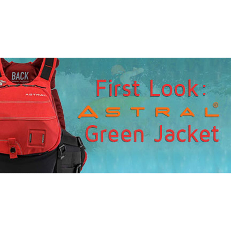 First Look: 2016 Astral Green Jacket