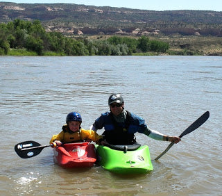 Family Man Paddling: A Ruby Horsethief Trip Report