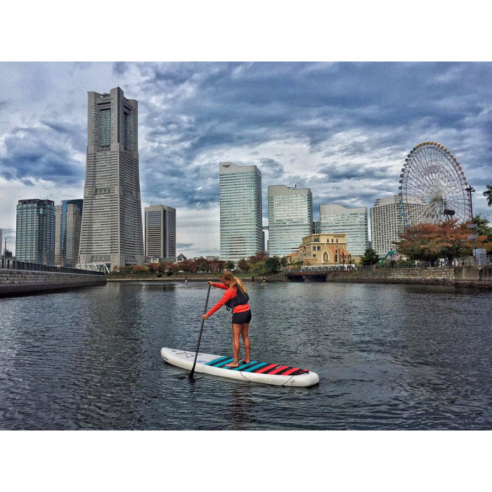 Badfish_Stand_Up_Paddle_Hole_Shot_Review_Flatwater