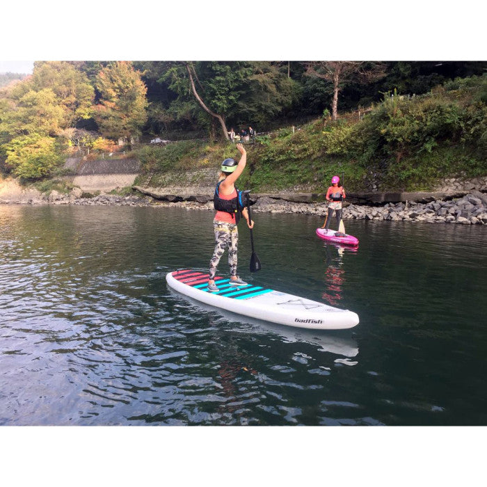 Badfish_Stand_Up_Paddle_Hole_Shot_Review_Flatwater2
