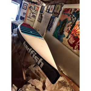 Badfish_Stand_Up_Paddle_Review_Hole_Shot_Carbon