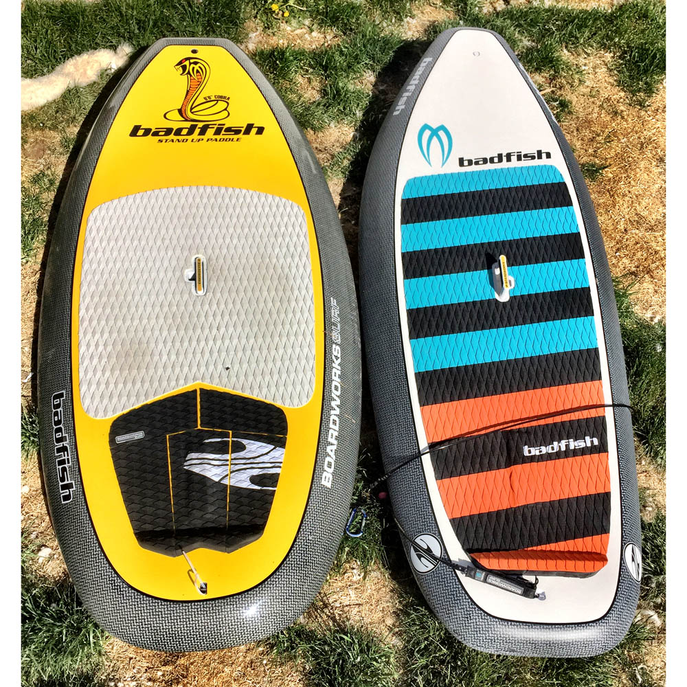 Badfish_Stand_Up_Paddle_River_Surfer_6_11_Review_Carbon_Innegra_Comparison_Cobra
