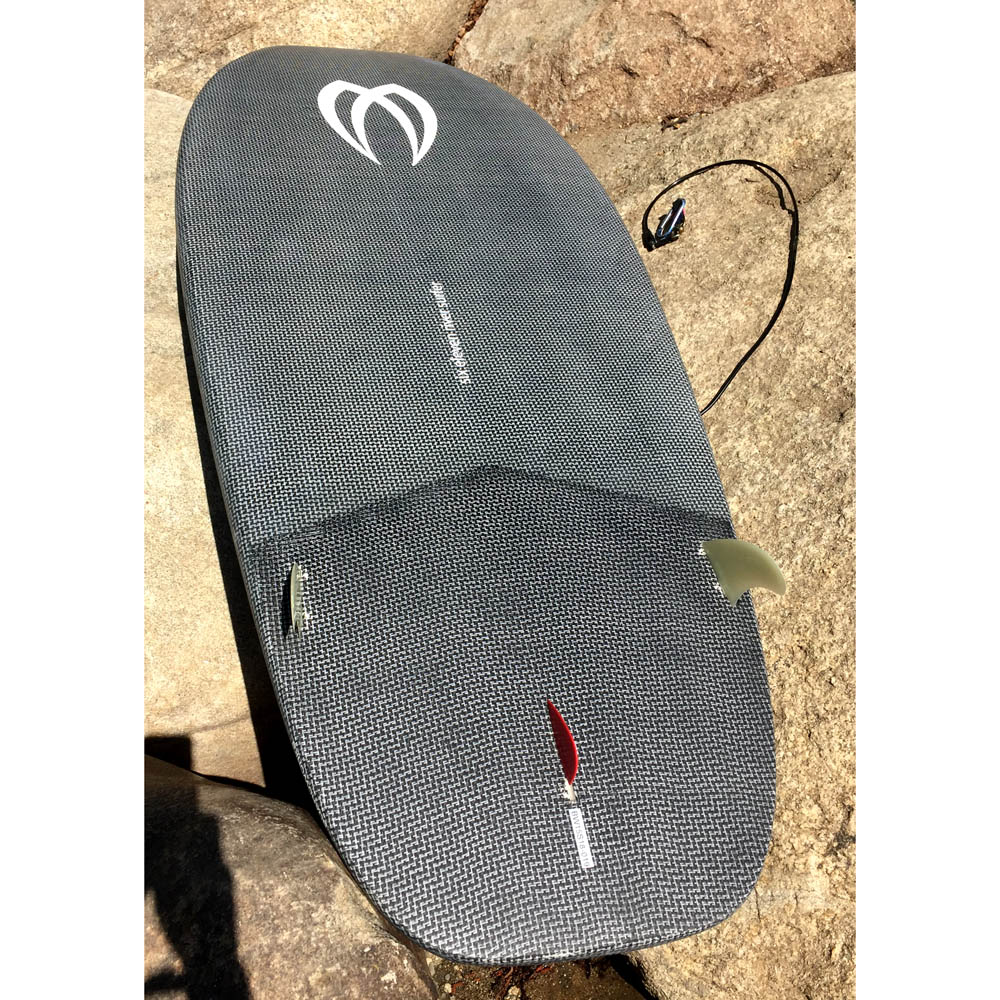 Badfish_Stand_Up_Paddle_River_Surfer_6_11_Review_Carbon_Innegra_Double_Lam
