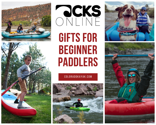 Gifts for Beginner Paddlers