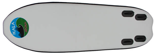 Hala_Atcha_Inflatable_Stand_Up_Paddle_Board_Review_Quad_Fin