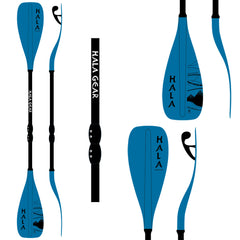 Gifts for Paddleboarders Hala Gear Butterknife Paddle