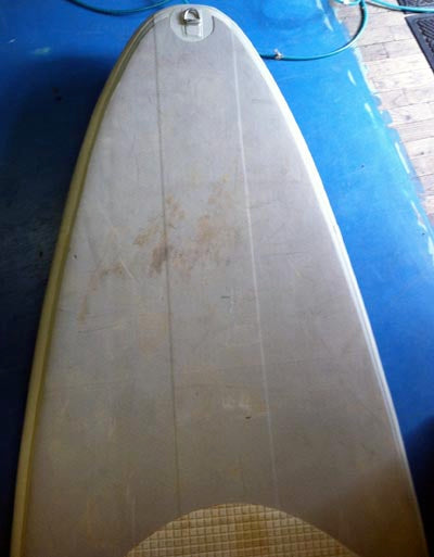 Inflatable_SUP_Reviews_tapered_tail_turn