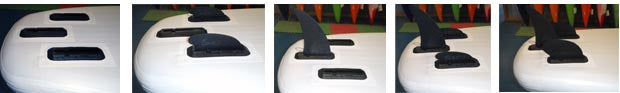 NRS_CZAR_Inflatable_Stand_Up_Paddleboard_Review_Fin_Options