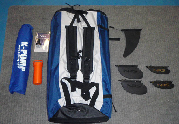 NRS_CZAR_Inflatable_Stand_Up_Paddleboard_Review_back_Pack_WYSIWYG