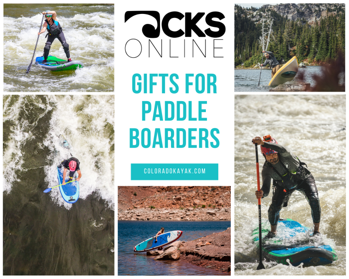 Gifts for paddle boarders