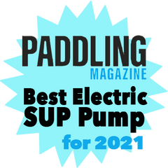 Paddling Magazine's Best Electric SUP Pump for 2021
