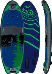"Gifts for Paddleboarders Hala Gear Atcha 8'6"" SUP"