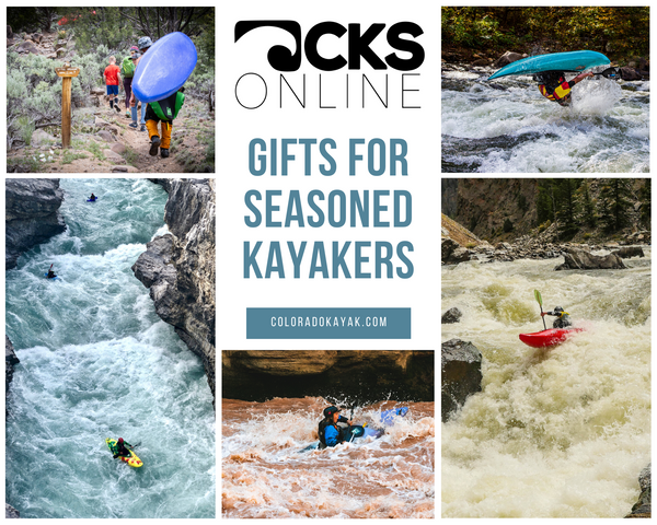 gift guide kayaker 2019