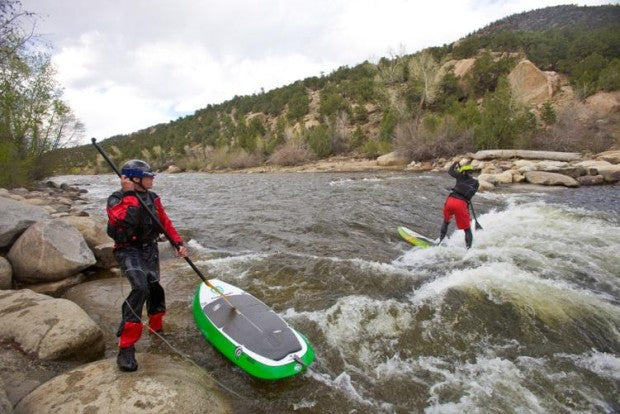 River Surfing Tips