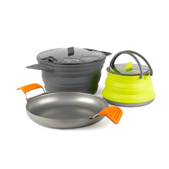 Gifts for her Sea to Summit X Set 32 3-piece cookset