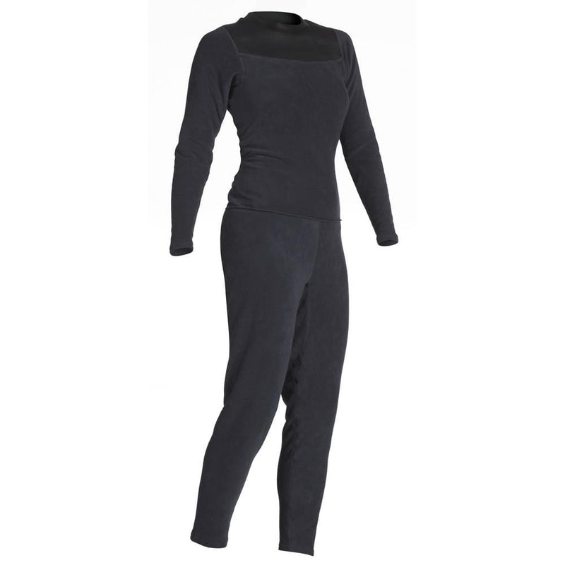 Immersion Research Womens Union Suit Black