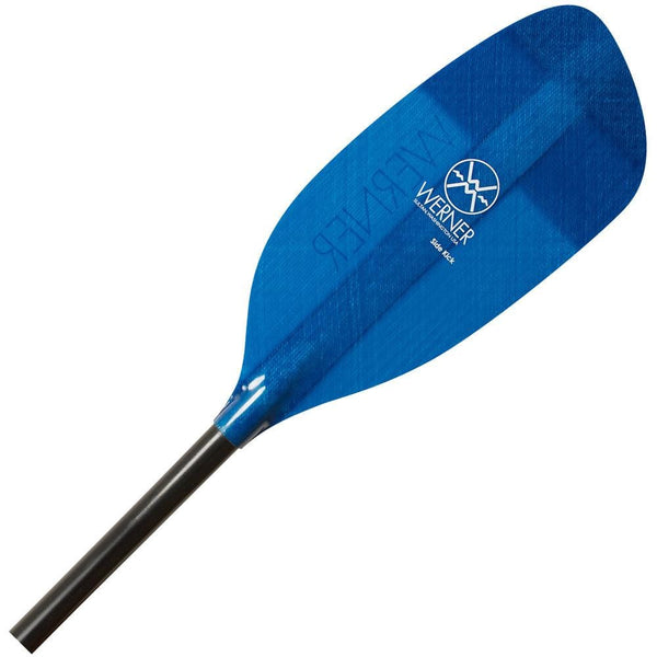 Werner Sidekick Straight Shaft Kayak Paddle