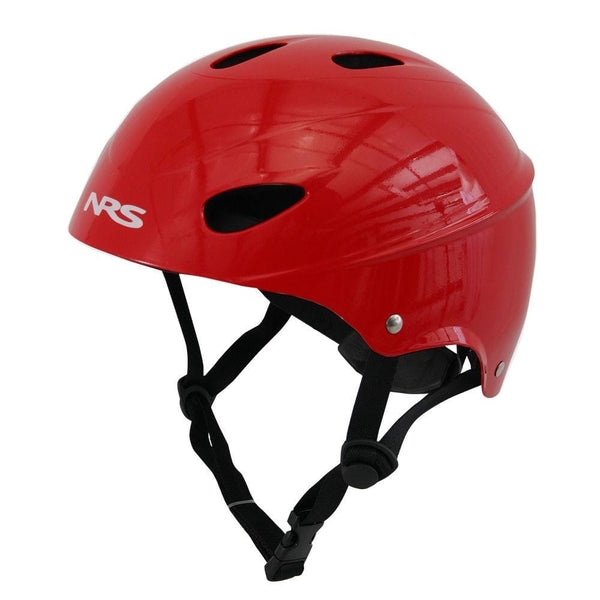 NRS Havoc Kayak Helmet Red