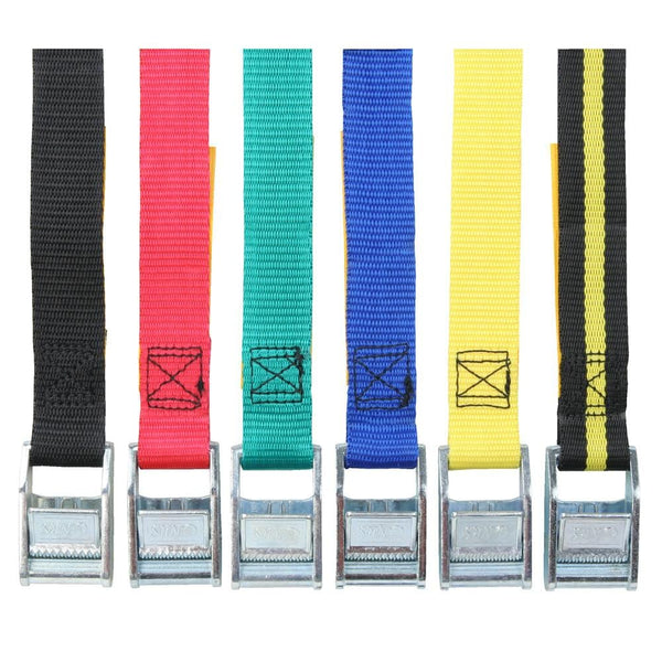 NRS Color Coded Cam Strap