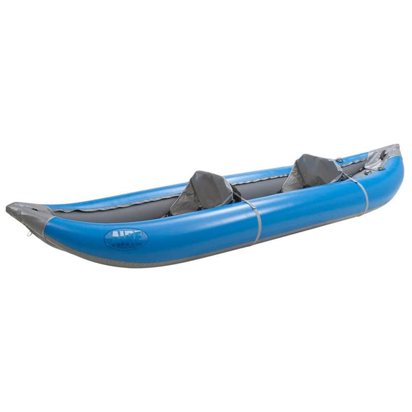 AIRE Outfitter II Tandem Kayak Blue