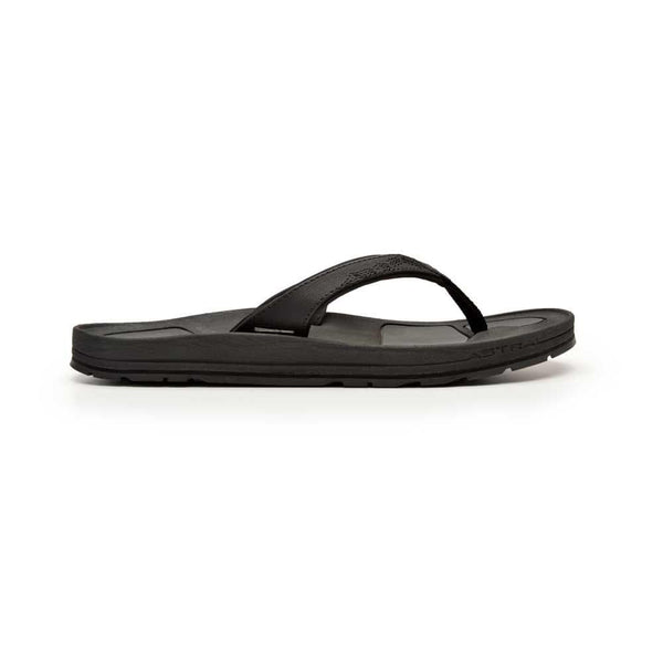 Astral Womens Rosa Flip Flop Shoe Black