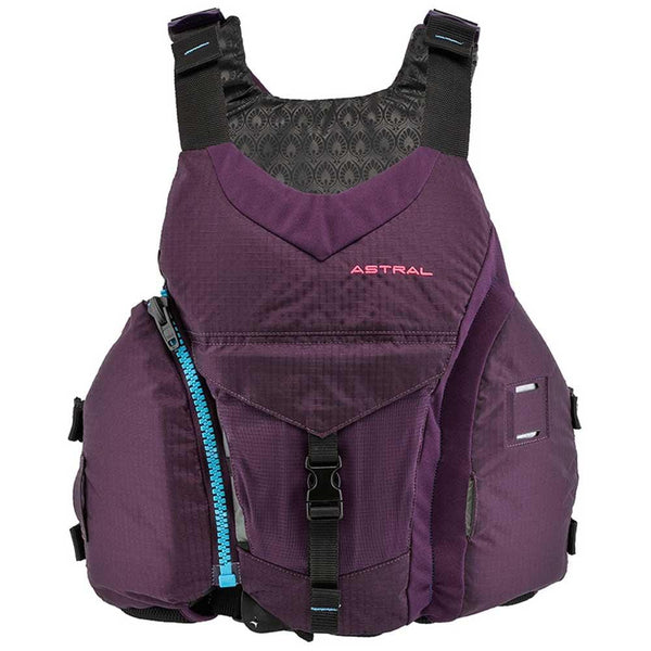 Astral Layla Womens PFD Eggplant