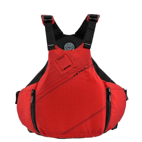 Astral YTV PFD Cherry Creek Red
