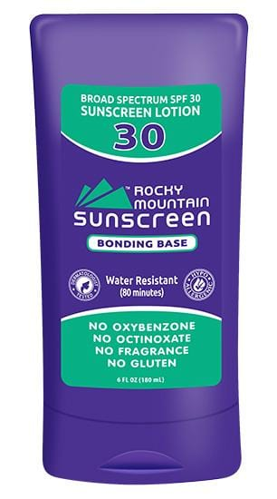 Rocky Mountain Sunscreen Lotion 6oz