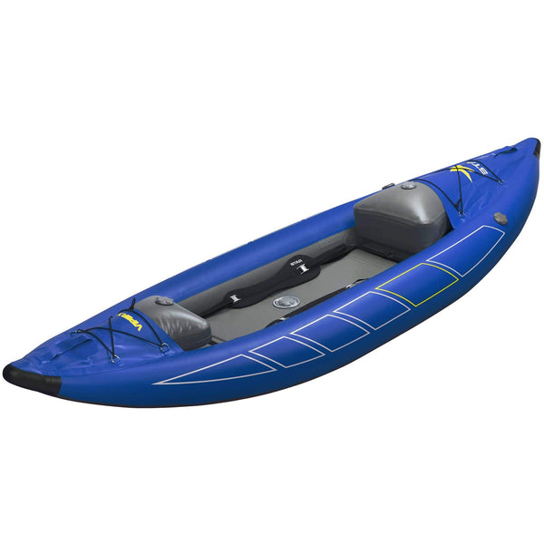 DEMO 2020 NRS Viper XL Whitewater Inflatable Kayak Blue