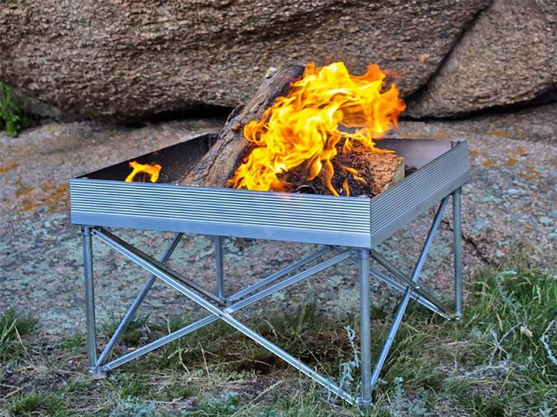 Fireside Outdoors Pop-Up Pit