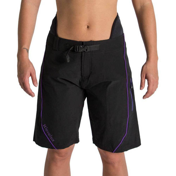 Level Six Pro Goddess Women's Neoprene Lined Shorts