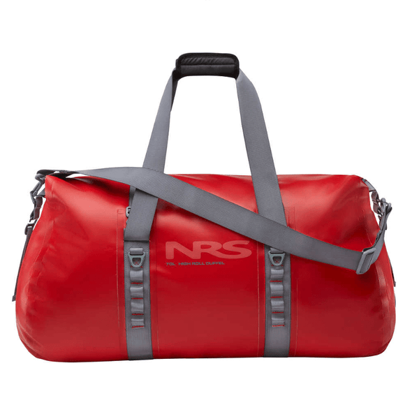 70L Red NRS High Roll Duffel Dry Bag